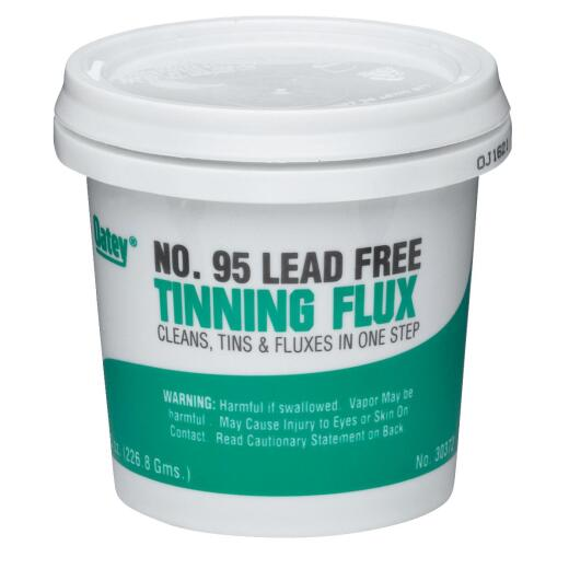 Do it Best No. 95 8 Oz. Lead-Free Tinning Flux, Paste