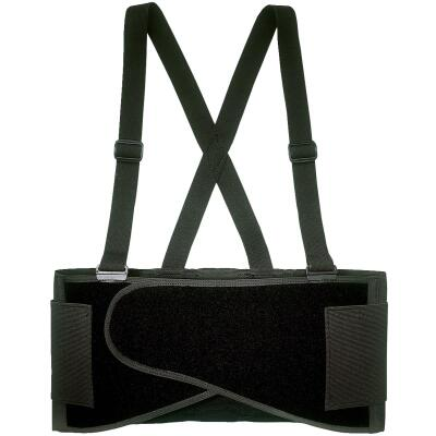 Custom Leathercraft 45 In. to 56 In. Back Support Belt