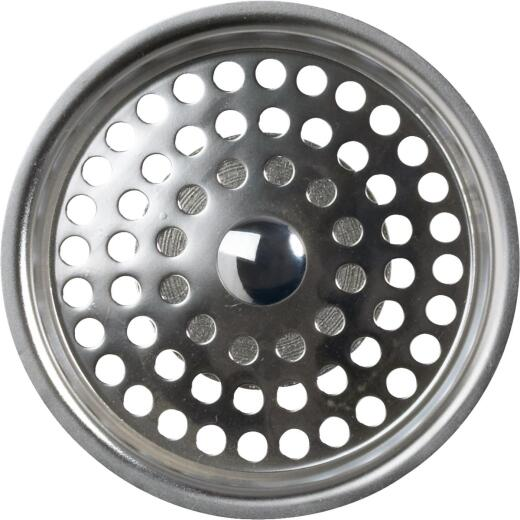 Kohler Duostrainer Basket Strainer Cup in Stainless Steel