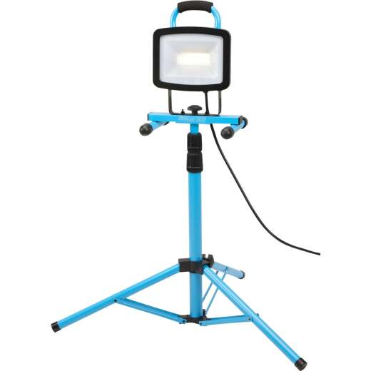 Channellock 6600 Lm. LED Tripod Stand-Up Work Light