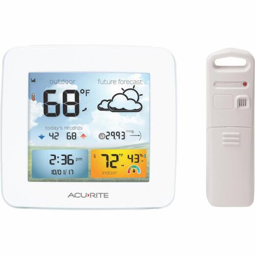 Acurite Weather Forecaster Temperature & Humidity Weather Station