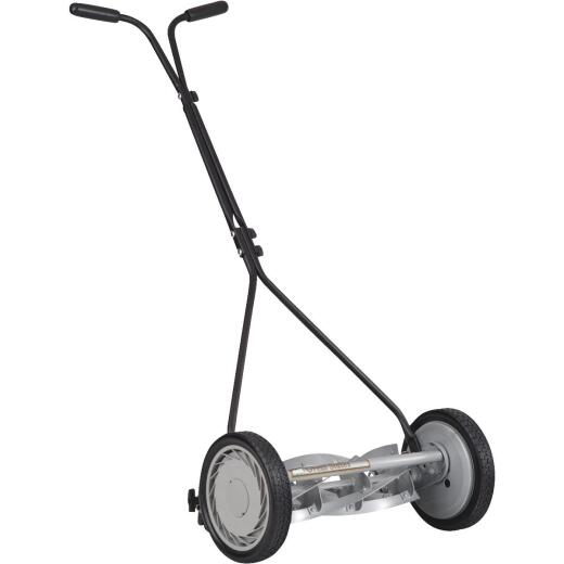 Great States 16 In. Push Reel Lawn Mower