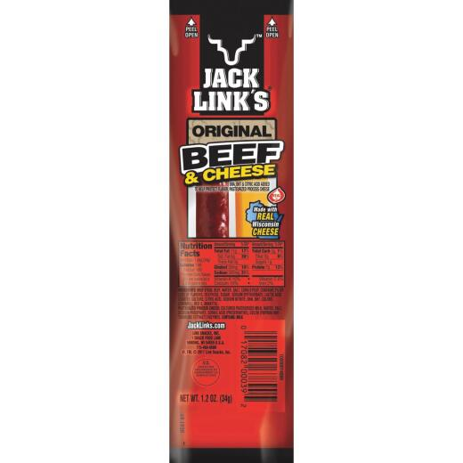 Jack Link's 1.2 Oz. Original Meat & Cheese Snack